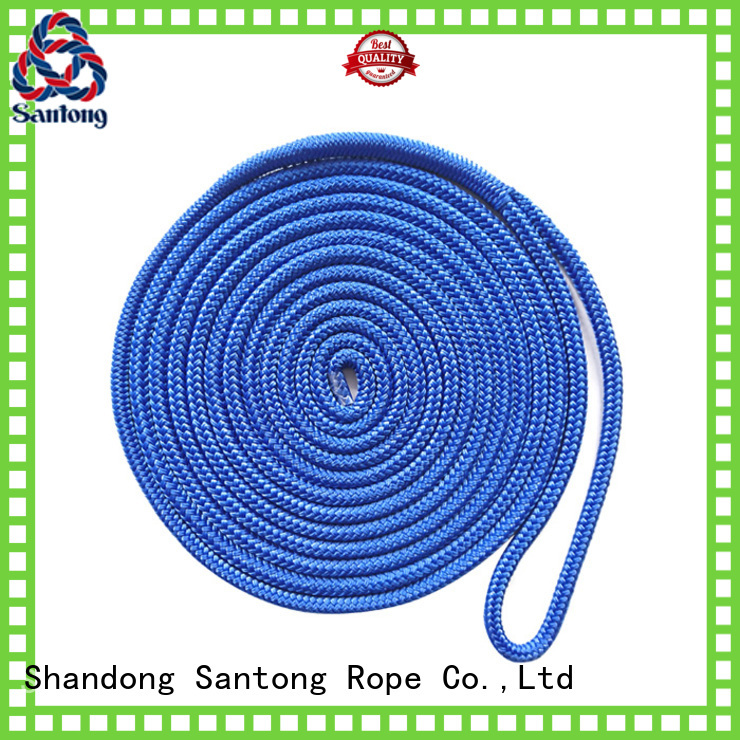 stretch braided rope twisted wholesale for tubing