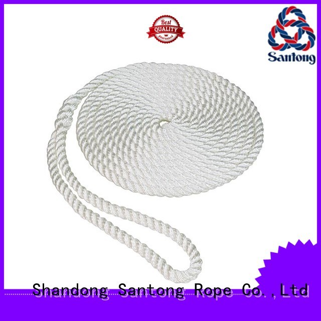 utility nylon rope manufacturers inquire now for docks SanTong