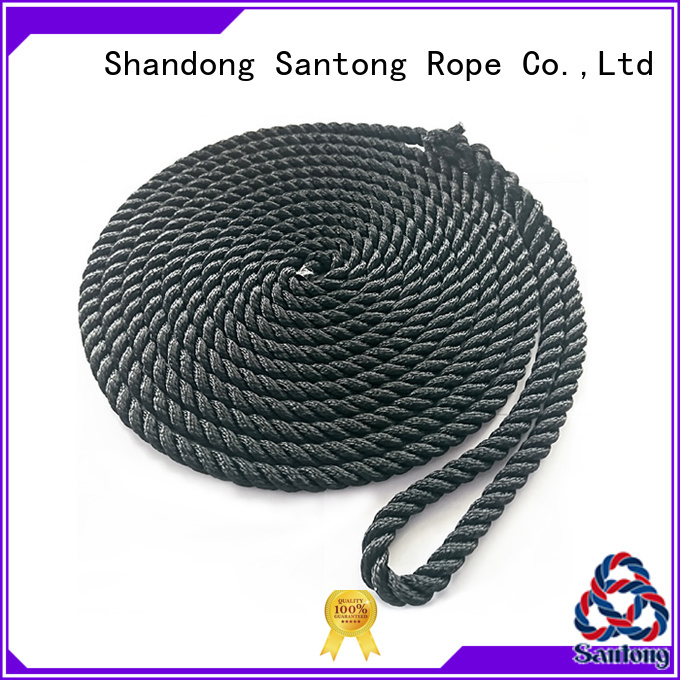 SanTong blue boat ropes online for tubing