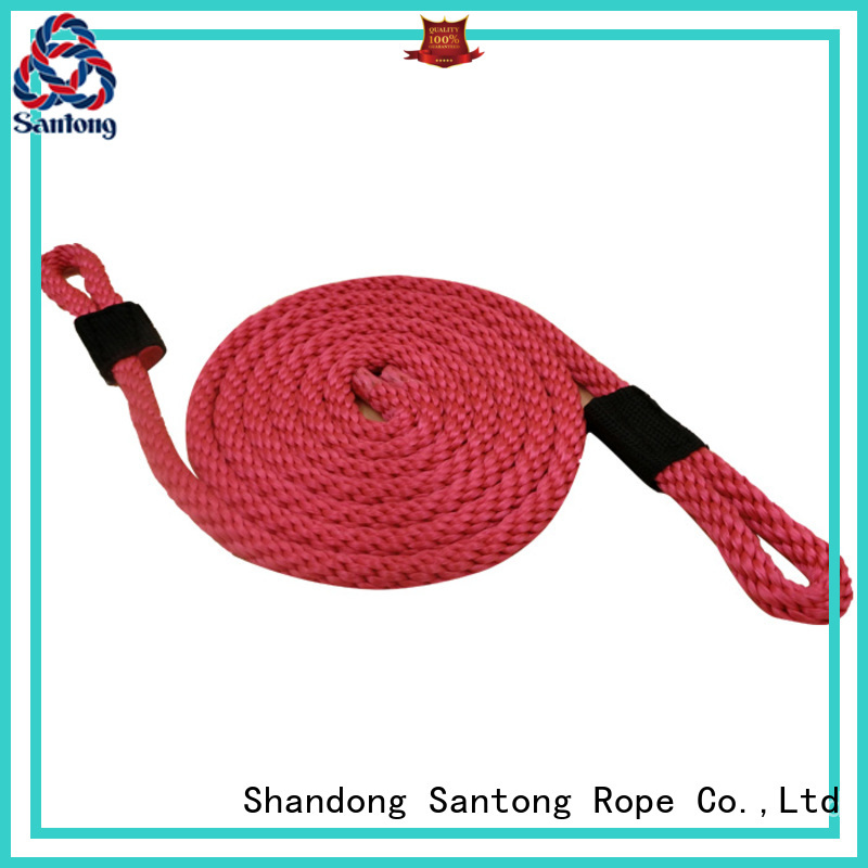 SanTong marine twisted rope inquire now for pilings