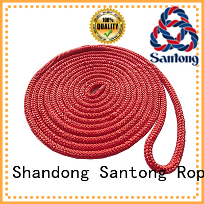 stronger polyester rope supplier for wake boarding