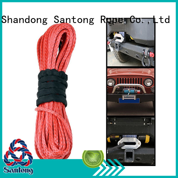 SanTong strand rope manufacturers directly sale for vehicle