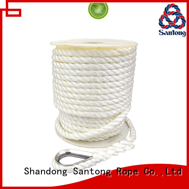 SanTong good quality rope suppliers supplier for gas