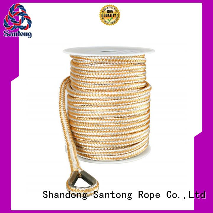 SanTong polypropylene polyester rope factory price