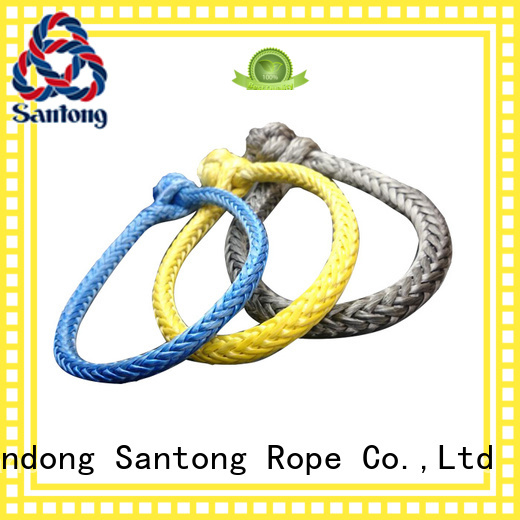 SanTong practical shackle rope customized for outdoor