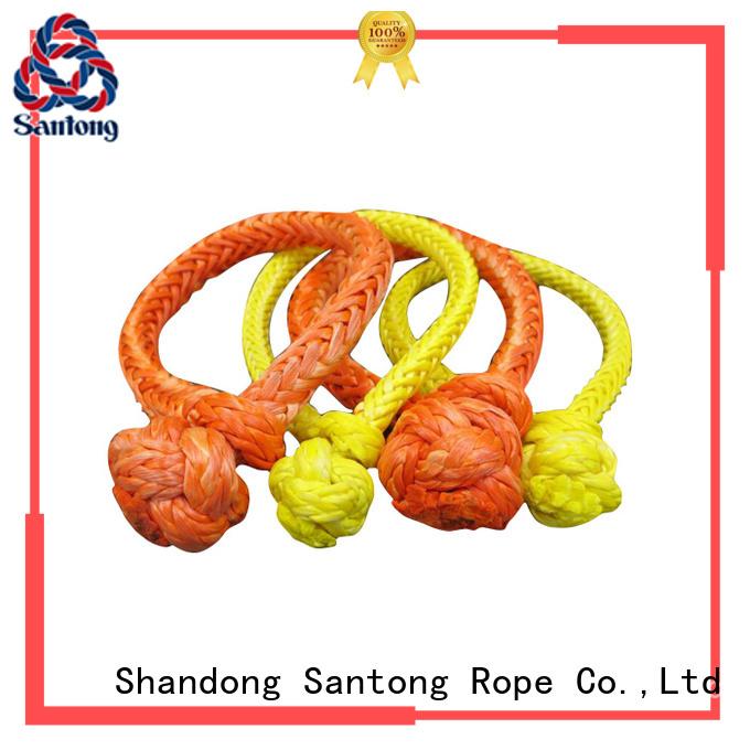 SanTong soft shackle manufacturer for vehicle