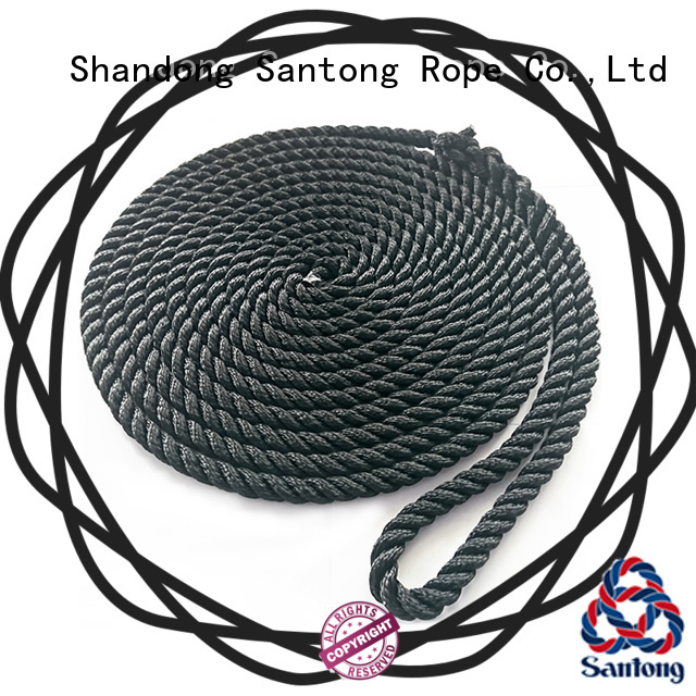 SanTong stretch polyester rope supplier for skiing