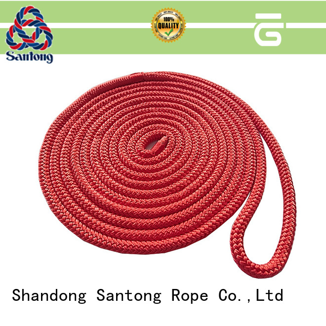 stretch polyester rope online for wake boarding