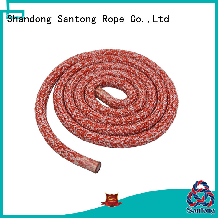 SanTong uhmwpe sailing rope factory for boat