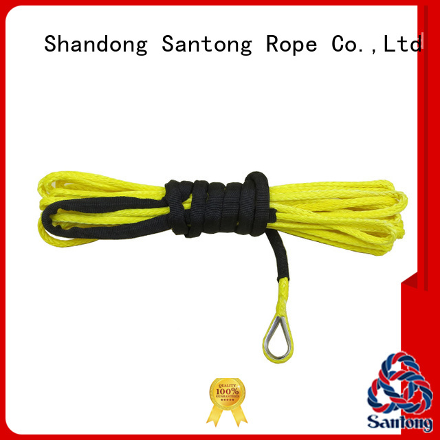 SanTong line winch rope wholesale for truck