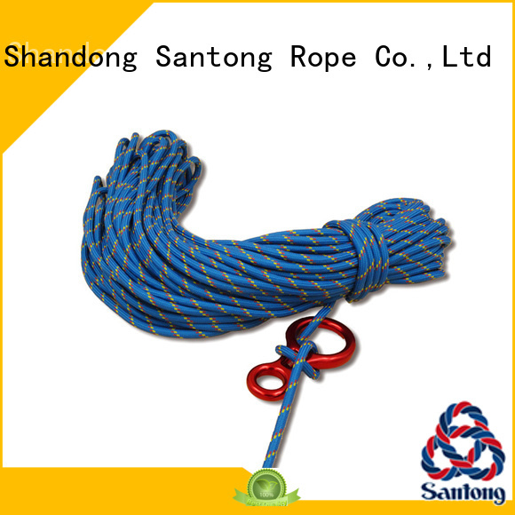 SanTong climbing tree rope directly sale for outdoor