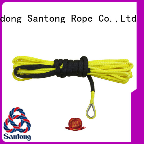 SanTong high quality winch rope suppliers strand for car