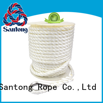SanTong braided rope wholesale for gas