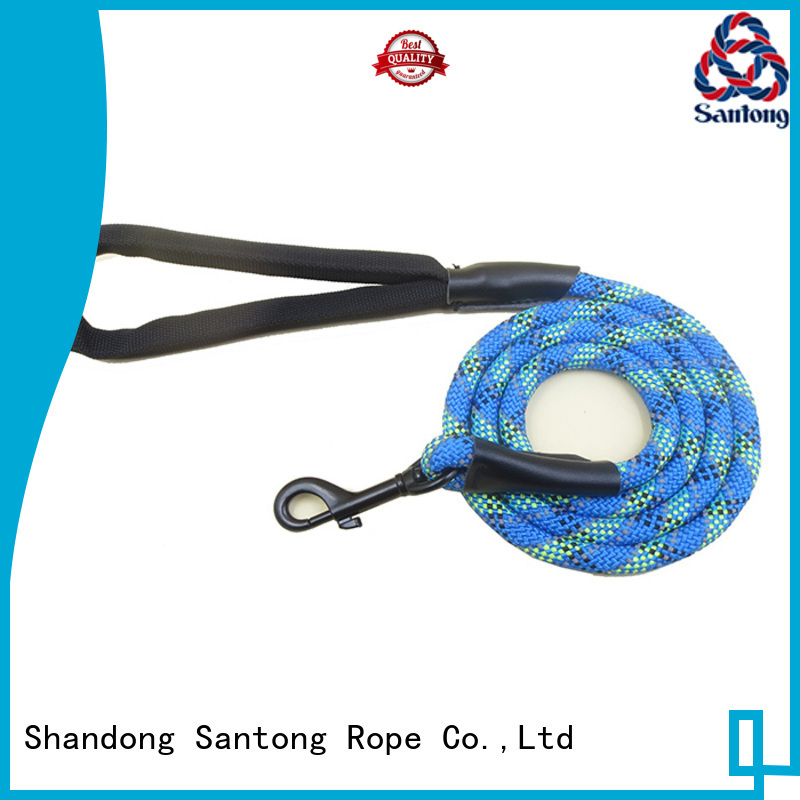 SanTong braided dog rope promotion for large dog