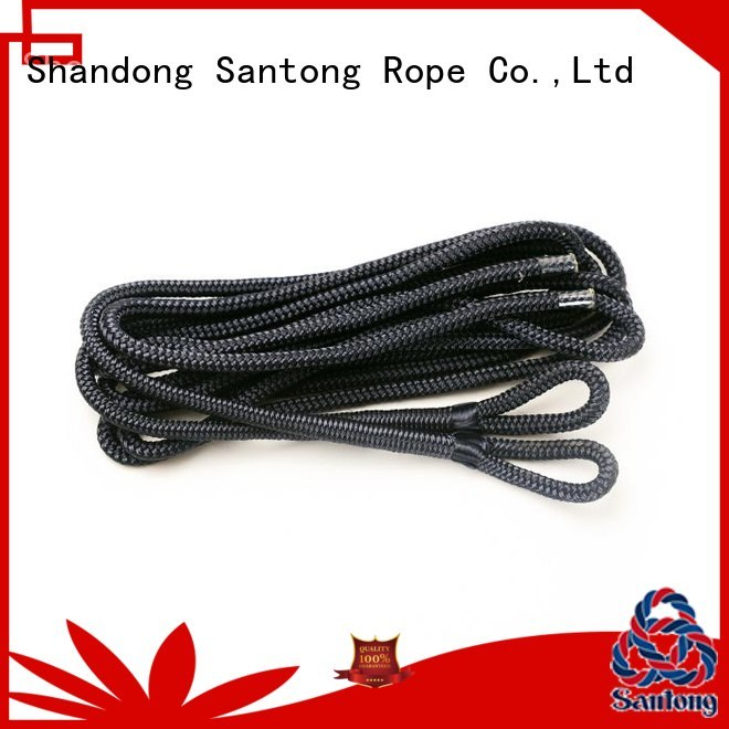 SanTong practical polyester rope inquire now for pilings