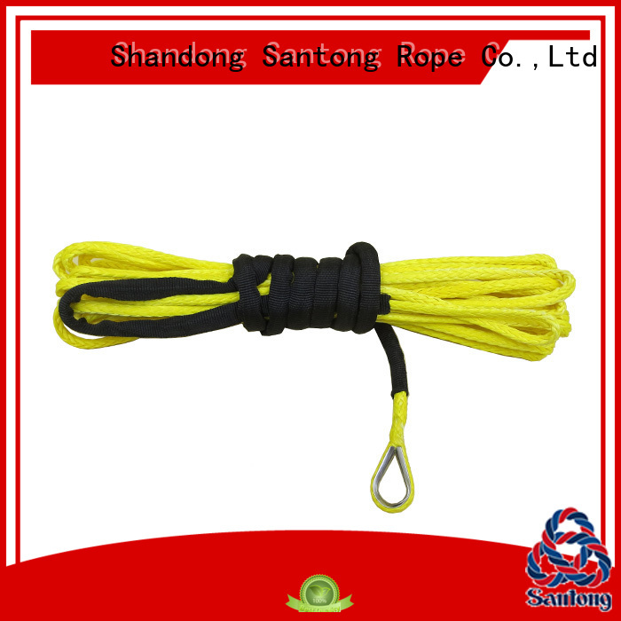 SanTong line winch rope price wholesale for truck