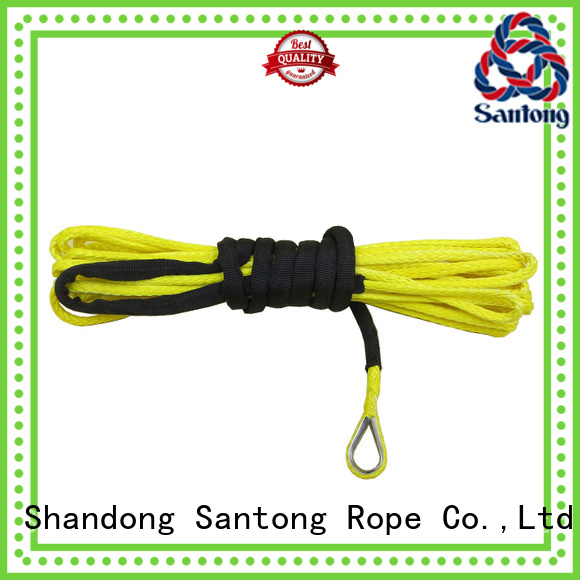 light synthetic winch line on sale for car
