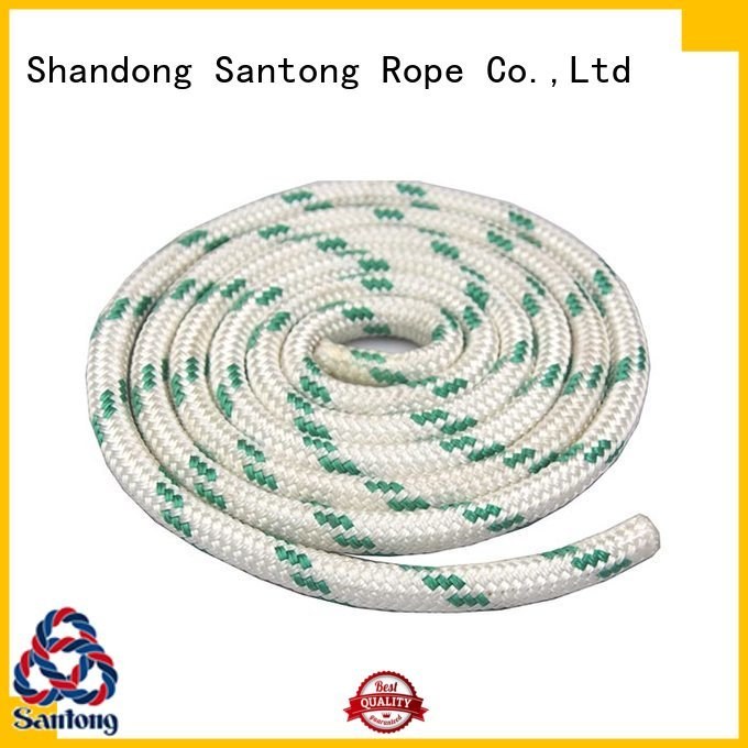 durable polyester rope design for sailing