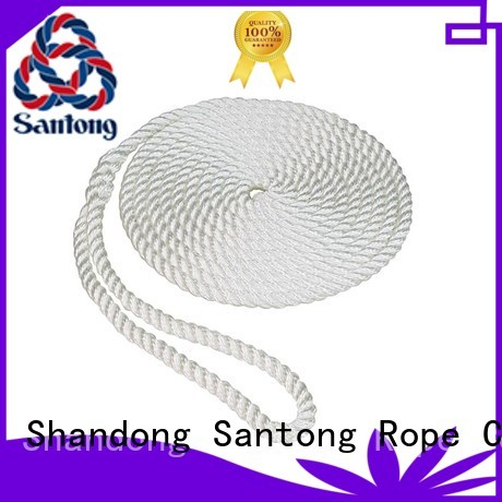SanTong multifunction fender line inquire now for prevent damage from jetties