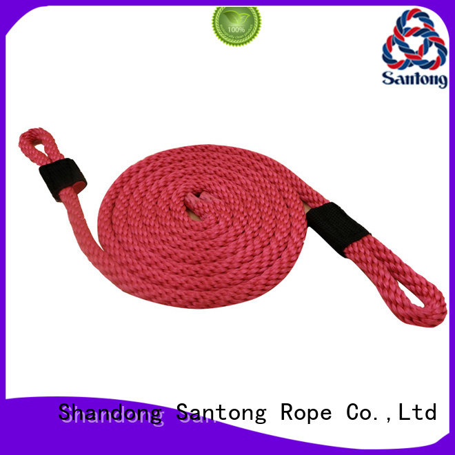 multifunction sailboat fender rope factory for docks SanTong