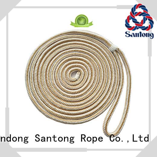 SanTong black boat ropes wholesale for wake boarding