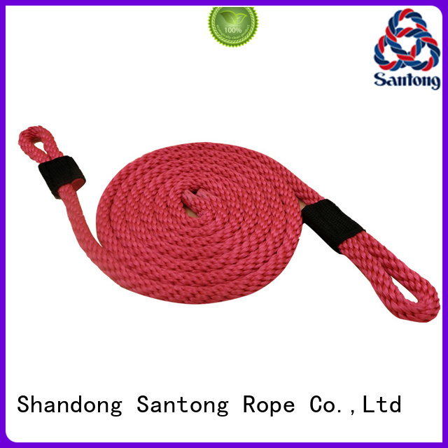 SanTong double polyester rope inquire now for pilings