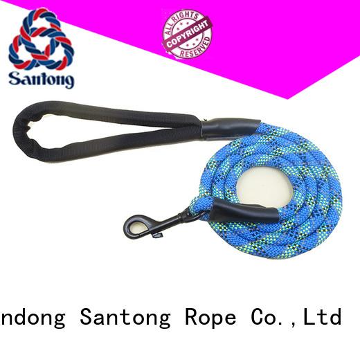 durable dog training leash braided supplier for dog