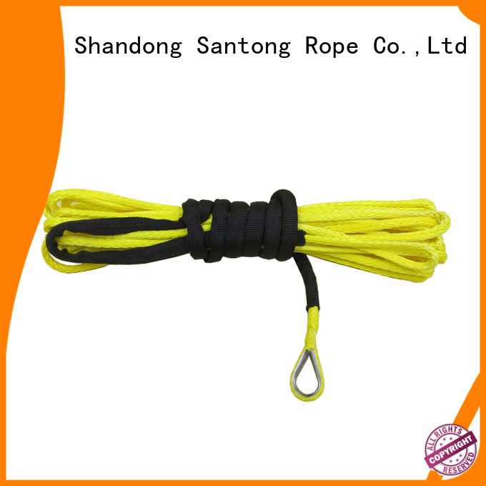high quality winch rope on sale for truck