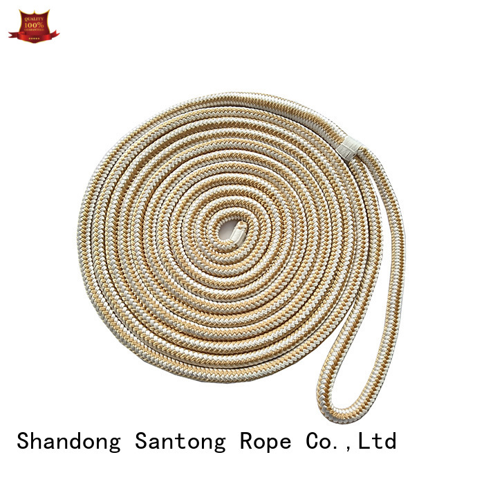 SanTong stronger mooring rope wholesale for tubing