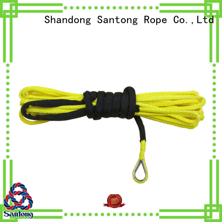 SanTong high quality winch line on sale for car