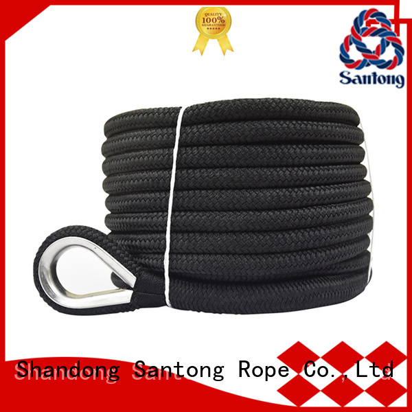 SanTong professional braided rope factory price