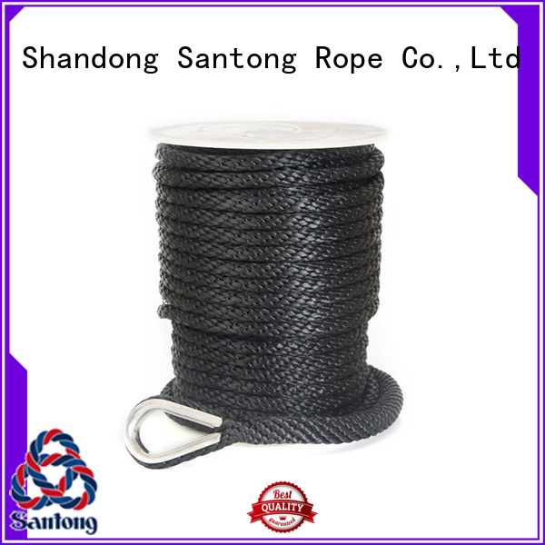 double anchor rope for boats supplier for saltwater SanTong
