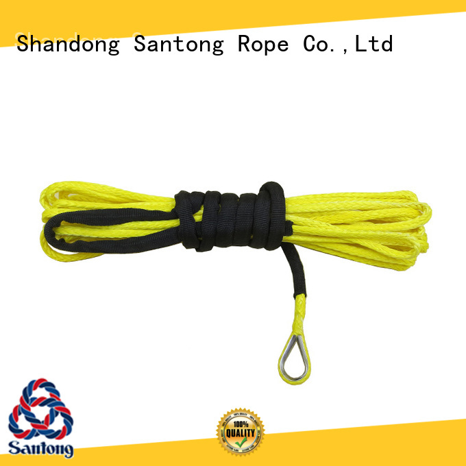 SanTong rope braided rope manufacturer for vehicle