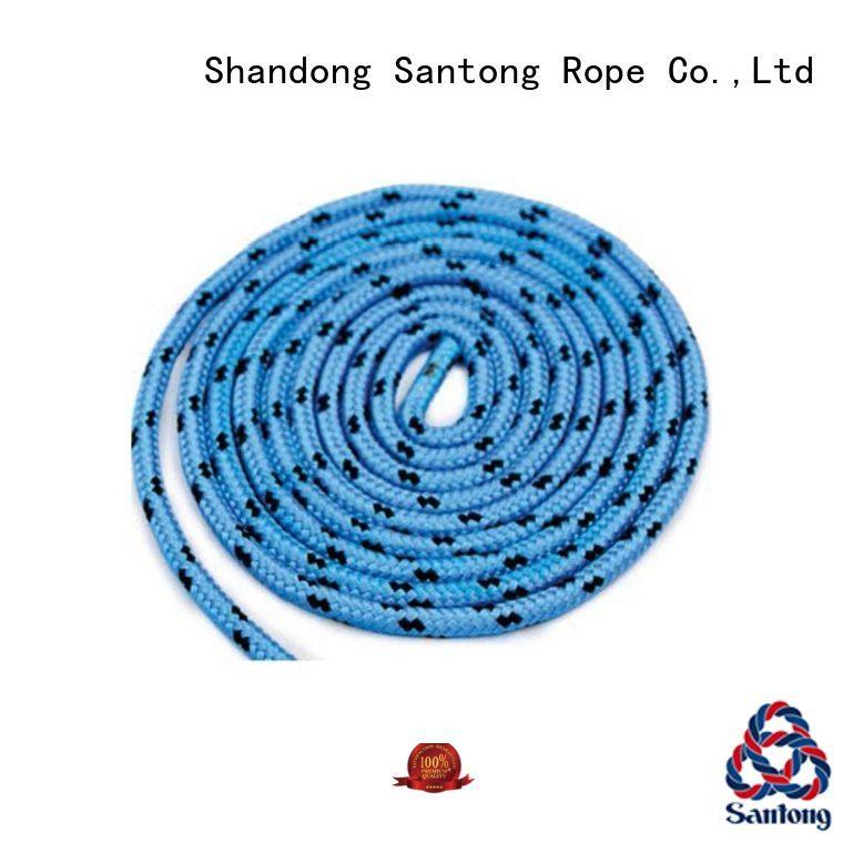SanTong high strength braided nylon rope design for sailing