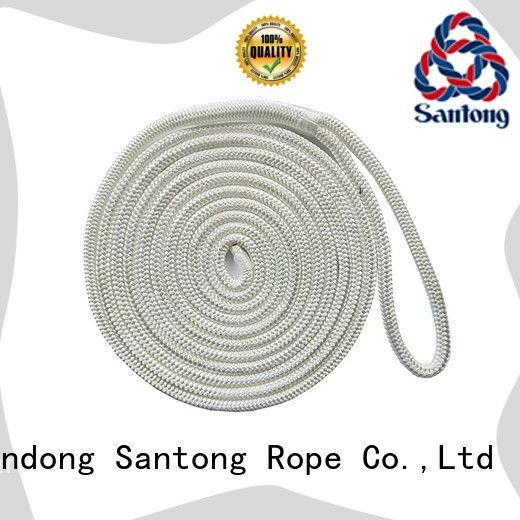 SanTong stretch mooring rope factory price for wake boarding