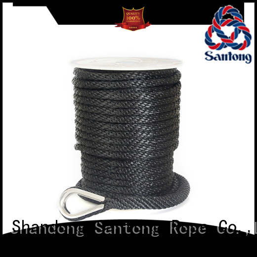 good quality anchor rope white factory price for gas