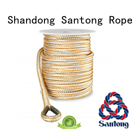 SanTong braided nylon rope supplier for gas