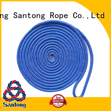 SanTong rope mooring lines supplier for wake boarding