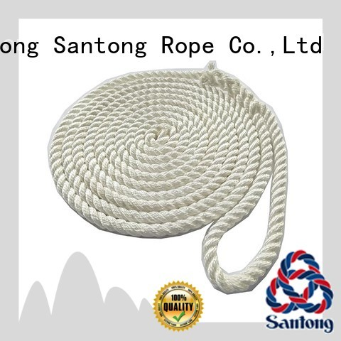 SanTong stronger boat rope supplier for tubing