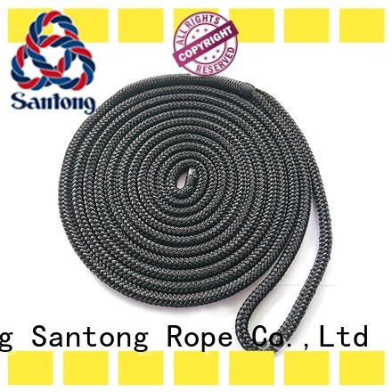 SanTong red dock rope wholesale for tubing