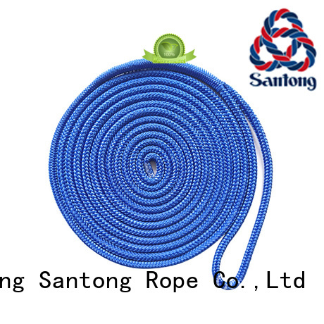 SanTong stretch polyester rope wholesale for wake boarding
