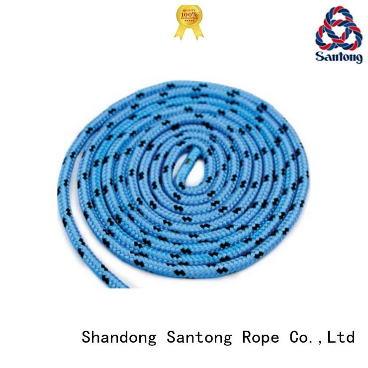 anti-wear nylon rope braided with good price for sailboat