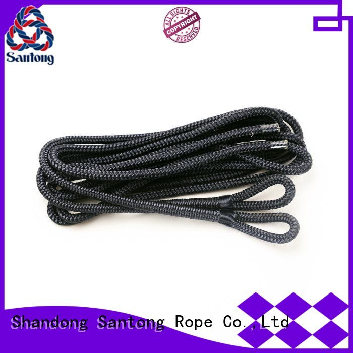 SanTong twisted boat fender ropes inquire now for pilings