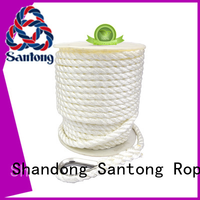 SanTong long lasting pp rope supplier for gas