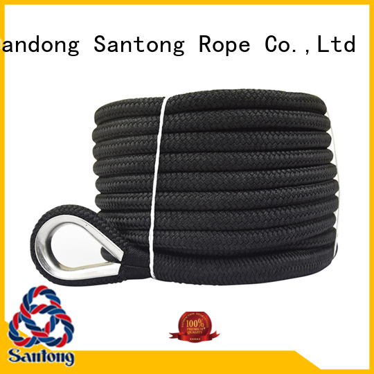 SanTong long lasting boat anchor rope supplier for gas