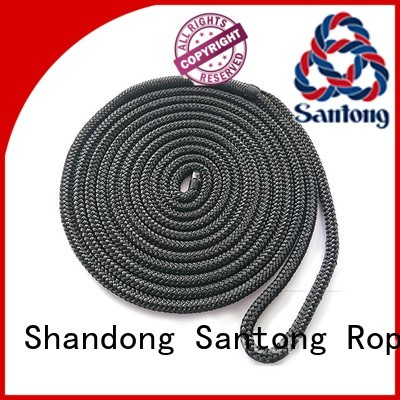 SanTong stronger dock lines wholesale for skiing