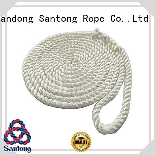 SanTong dock marine rope suppliers online for wake boarding