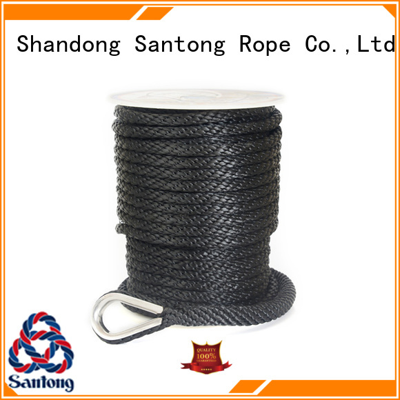SanTong durable twisted rope factory price