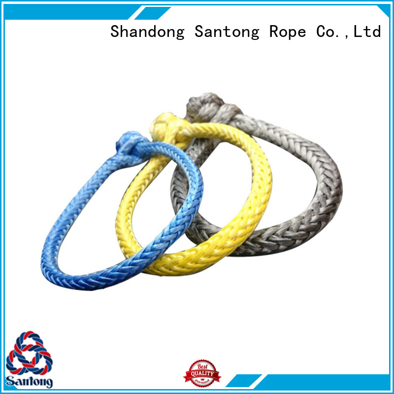 SanTong braided shackle rope series for outdoor