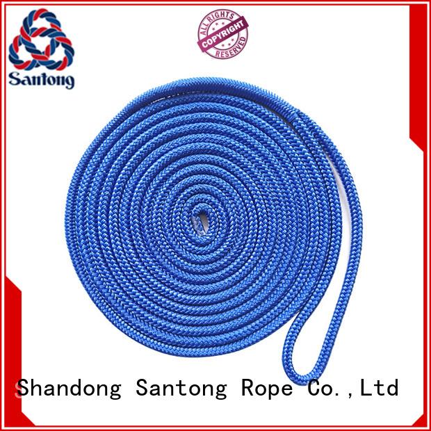 SanTong professional mooring rope wholesale for wake boarding